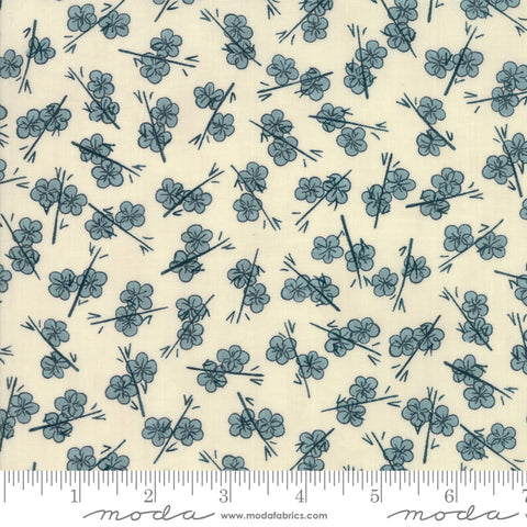Origami by Janet Clare - Plum Blossom in Teal