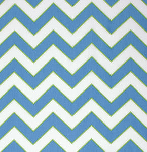 Haute Girls Dena Designs - Chevron Blue