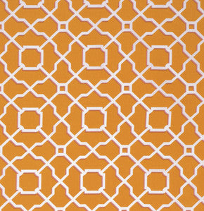 Haute Girls Dena Designs - Geo Orange