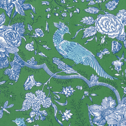 Jennifer Paginelli - Hotel Frederiksted Sophia Green - 9.95/yard