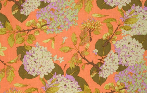 Martha Negley Westwood Floral Mix - Orange