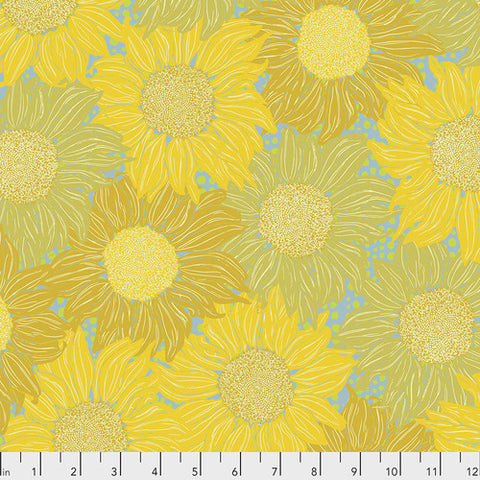 Valori Wells Murmur - Sunflower in Gold