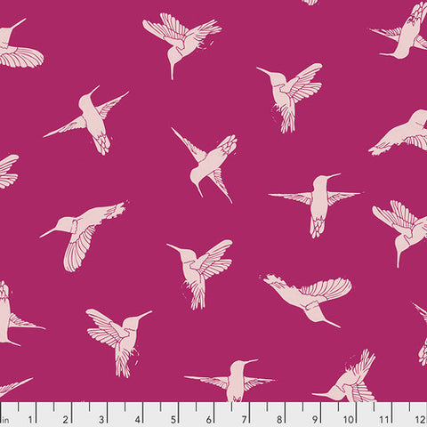 Valori Wells Murmur - Hummingbirds in Hot Pink