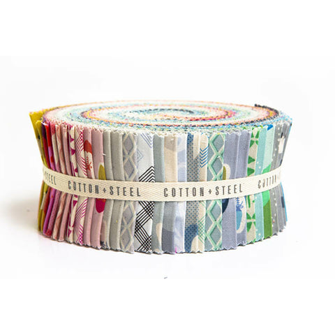Cotton + Steel Panorama Design Roll - Jelly Roll