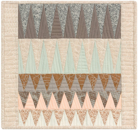 Carolyn Friedlander Lusk (mini) Quilt Pattern