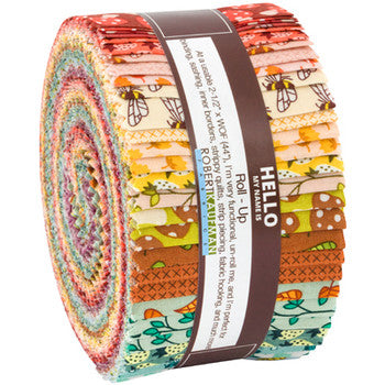 Elizabeth Hartman Berry Season Jelly Roll