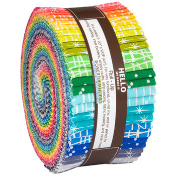 Violet Craft Modern Classics - Jelly Roll (design roll)