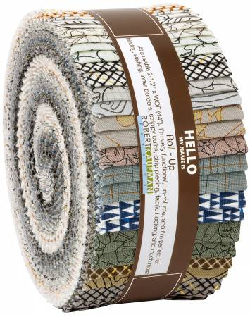 Carolyn Friedlander Collection CF - Neutral Colorstory - Jelly Roll