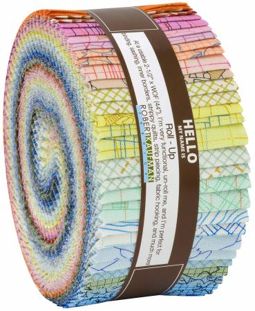 Carolyn Friedlander Collection CF - Colorful Colorstory - Jelly Roll
