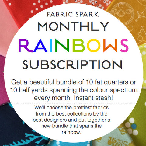 Monthly Rainbows Subscription