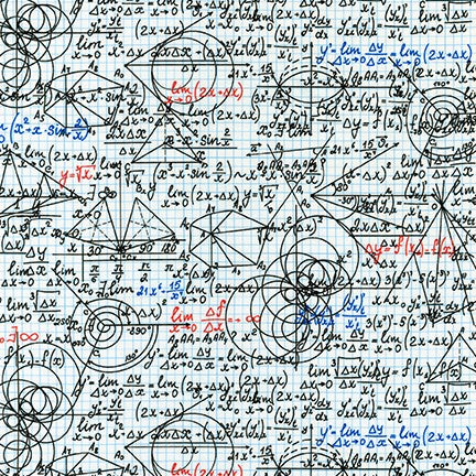 Out Of Print - Math on Graph Paper