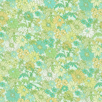 Robert Kaufman London Calling Cotton Lawn - Sweet Pea