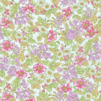 Robert Kaufman London Calling Cotton Lawn - Sweet
