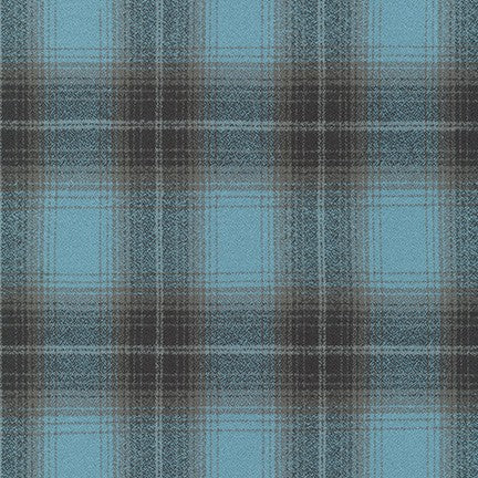 Robert Kaufman Mammoth Flannel - Coastal Fog