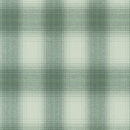 Robert Kaufman Mammoth Flannel - Sage