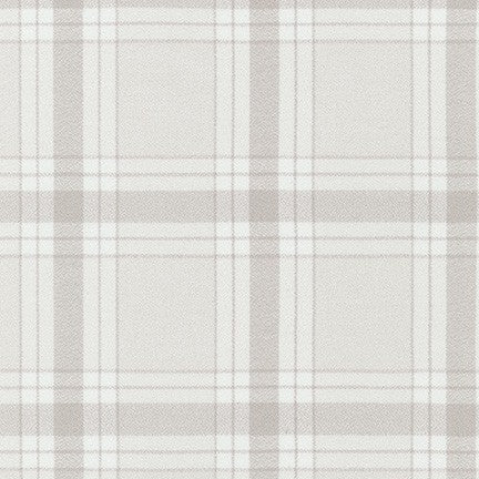Robert Kaufman Mammoth Flannel - Bone
