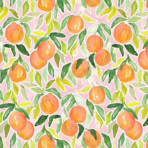 Dear Stella - Orangerie - Oranges in Multi