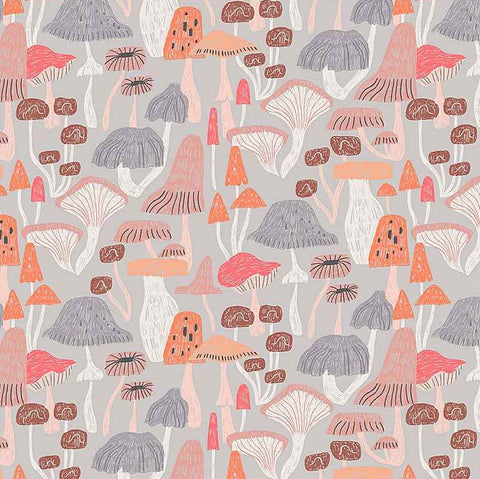 Rae Ritchie New Here - Mushrooms in Fog