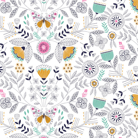 Dashwood Summer Dance by Bethan Janine - Floral Dance