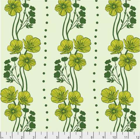 Anna Maria Horner - Triple Take new Buttercups in Lime