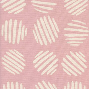 Cotton + Steel Panorama - Coin Dots in Cotton Candy