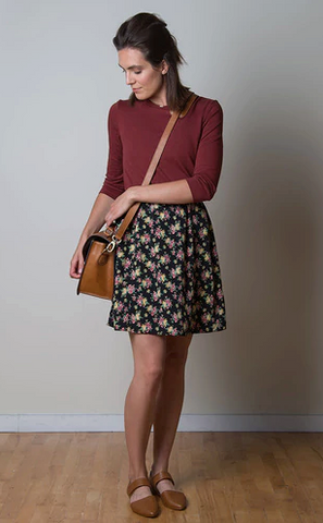 Sewaholic Sewing Patterns - Rae Skirt