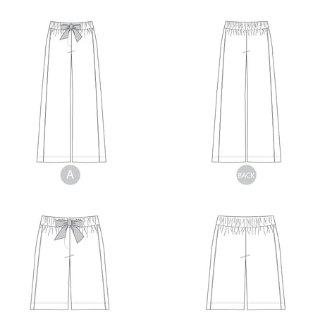 Sewaholic Sewing Patterns - Tofino Pants