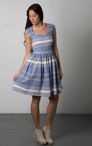 Sewaholic Sewing Patterns - Cambie Dress