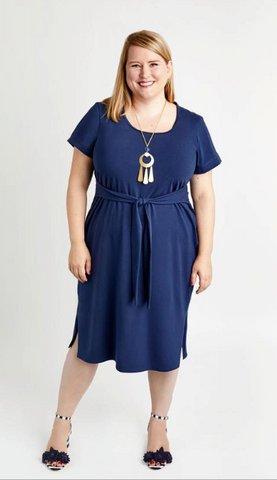 Cashmerette Pembroke Dress and Tunic