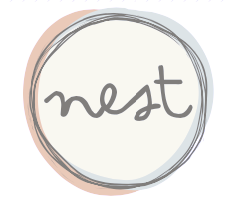 Nest by Art Gallery - Finger Paint