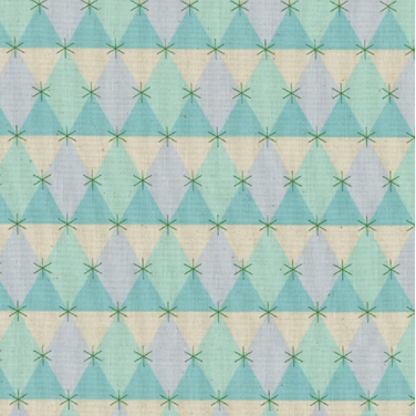 Flutter by Melody Miller - Prism in Aqua