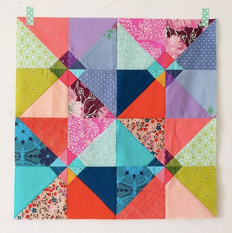 Circus Tent Quilt Workshop - Tuesday January 23 2019 10:00 - 4:00
