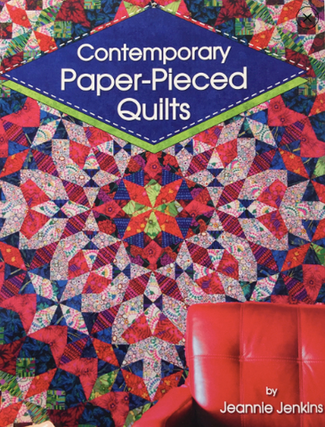 Foundation Paper Piecing II - Kaleidoscope Quilt - Thursday May 16 10:00 - 4:00