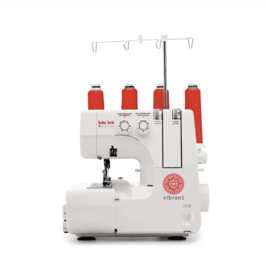 Garment Workshop Series - Get to know your serger Wednesday Jan 30 10:00 - 1:00