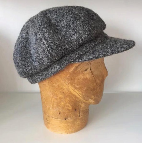 Custom Wool Poor Boy Hat Workshop- Friday October 25 10:00 - 4:00