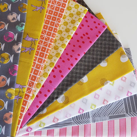 Fat Quarter Bundle - Sept The Best of Free Spirit