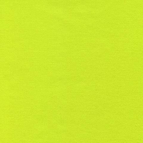 Timeless Treasures Solids - Soho Neon Green
