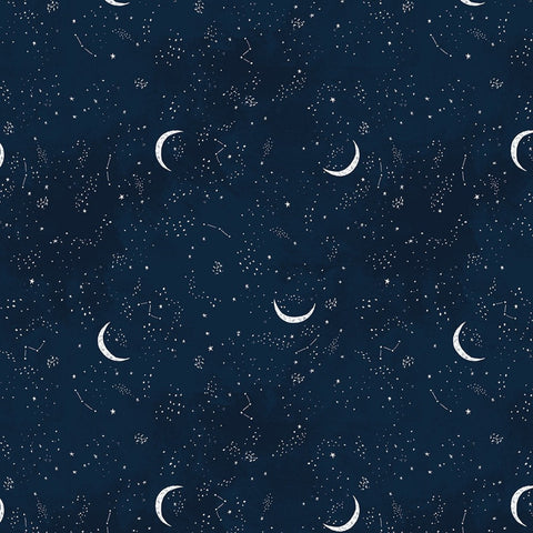 Dear Stella Brave Enough to Dream Flannel - Crescent Moon