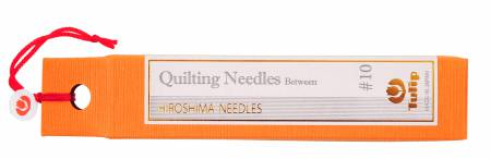 Tulip Company Hand Sewing Needles - Quilting Needles #10