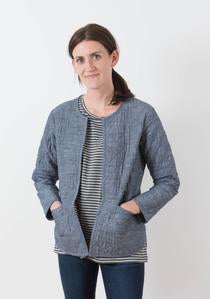 Grainline Tamarack Jacket Pattern