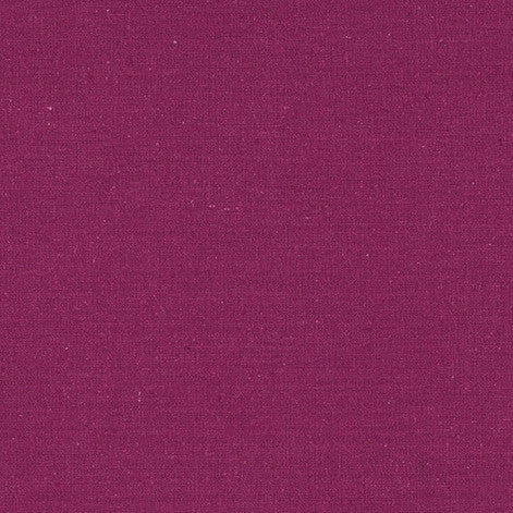 Essentials Linen solids - Plum