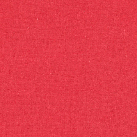 Essentials Linen solids - Red