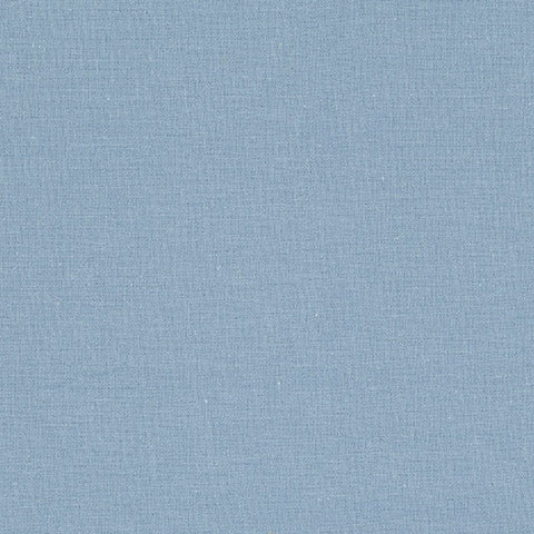 Essentials Linen solids - BLUE