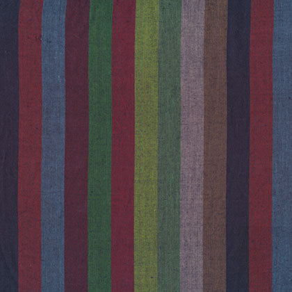 Kaffe Fassett Wovens - Broad Stripe - Dark