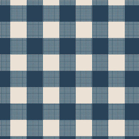Wild and Free - Folk Plaid