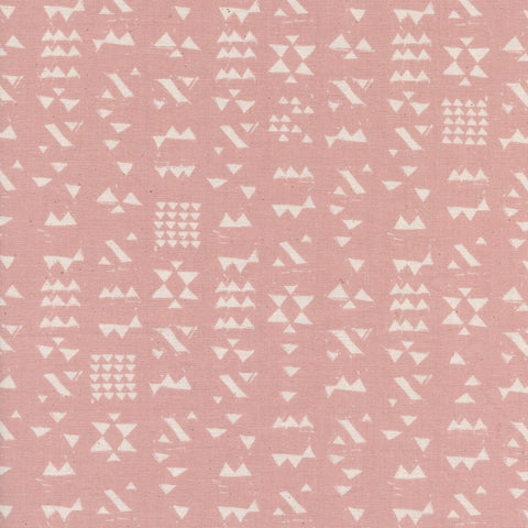 Alexia Abegg for Cotton + Steel - Moonrise - Patch in Rose