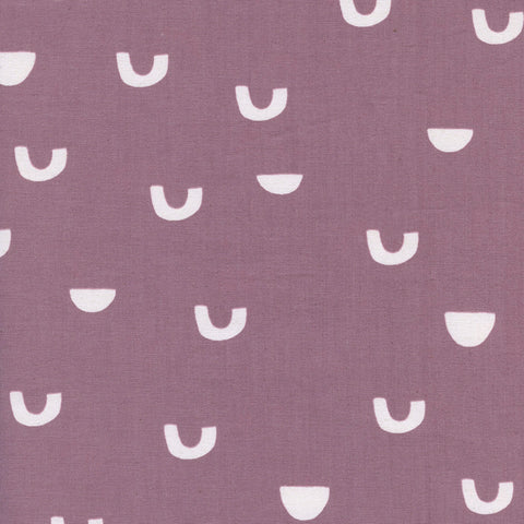 Alexia Abegg for Cotton + Steel - Moonrise - Cups in Lavender