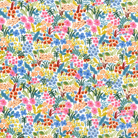 English Garden by Rifle Paper Co. - Meadow in Cream