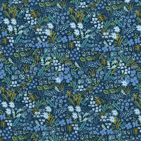 English Garden by Rifle Paper Co. - Meadow in Blue