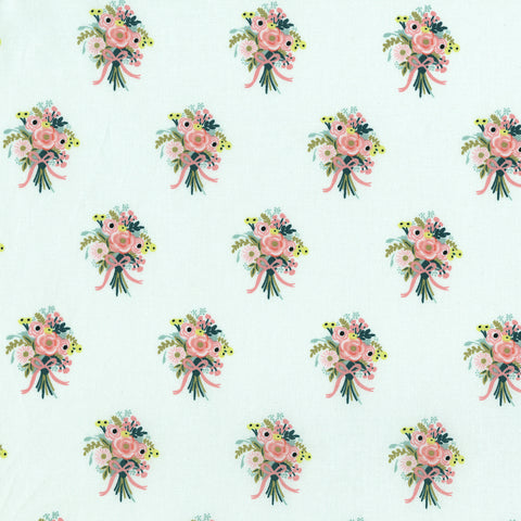 English Garden by Rifle Paper Co. - Bouquets in Cream